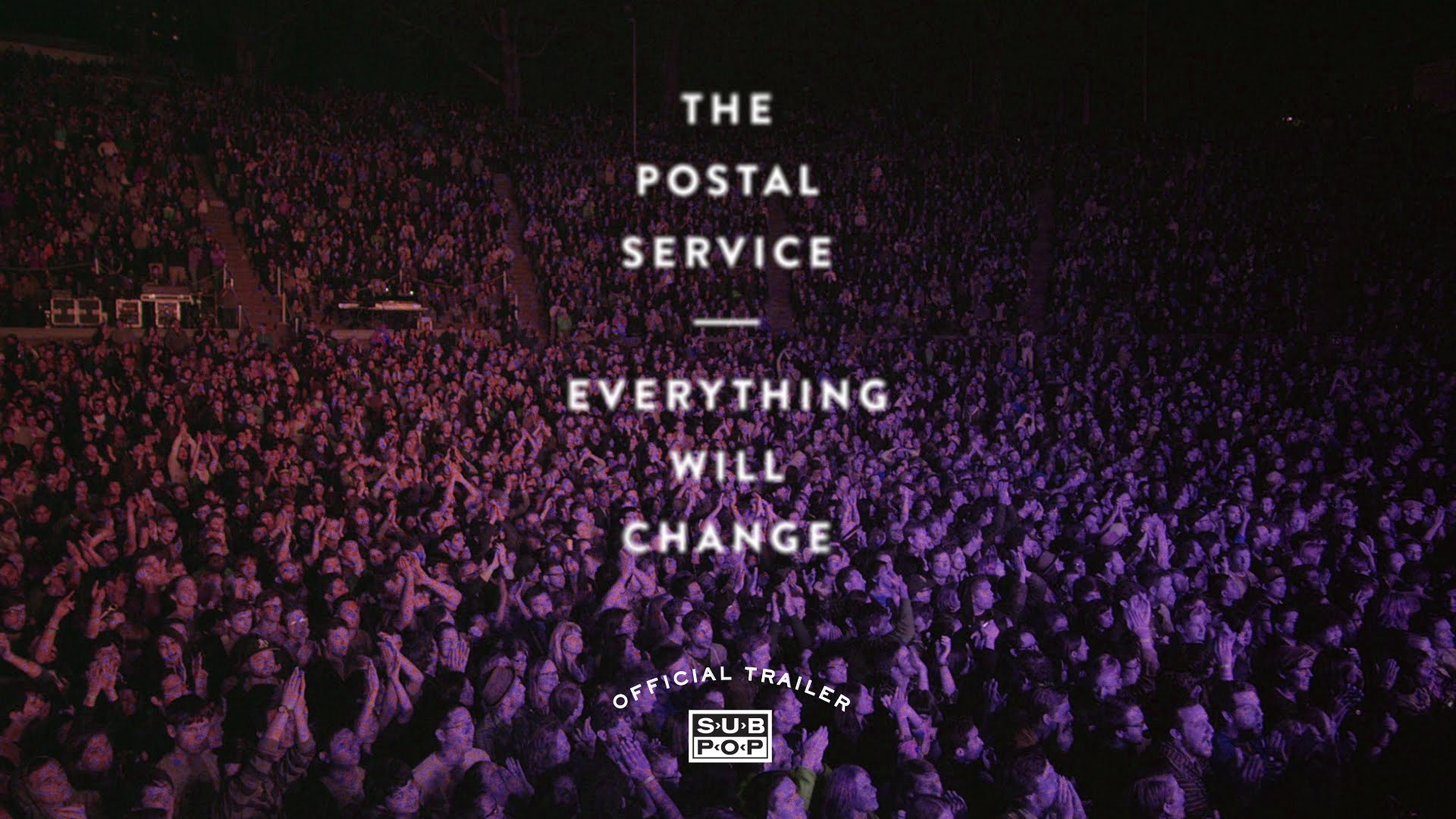 The Postal Service S Everything Will Change Documentary Concert Film Available On Dvd Blu Ray 11 24 Glide Magazine