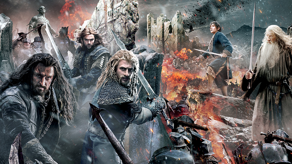 The Hobbit The Battle Of The Five Armies Film Review Glide Magazine